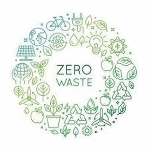Barnstable High School's PLTW Zero Waste Challenge event picture